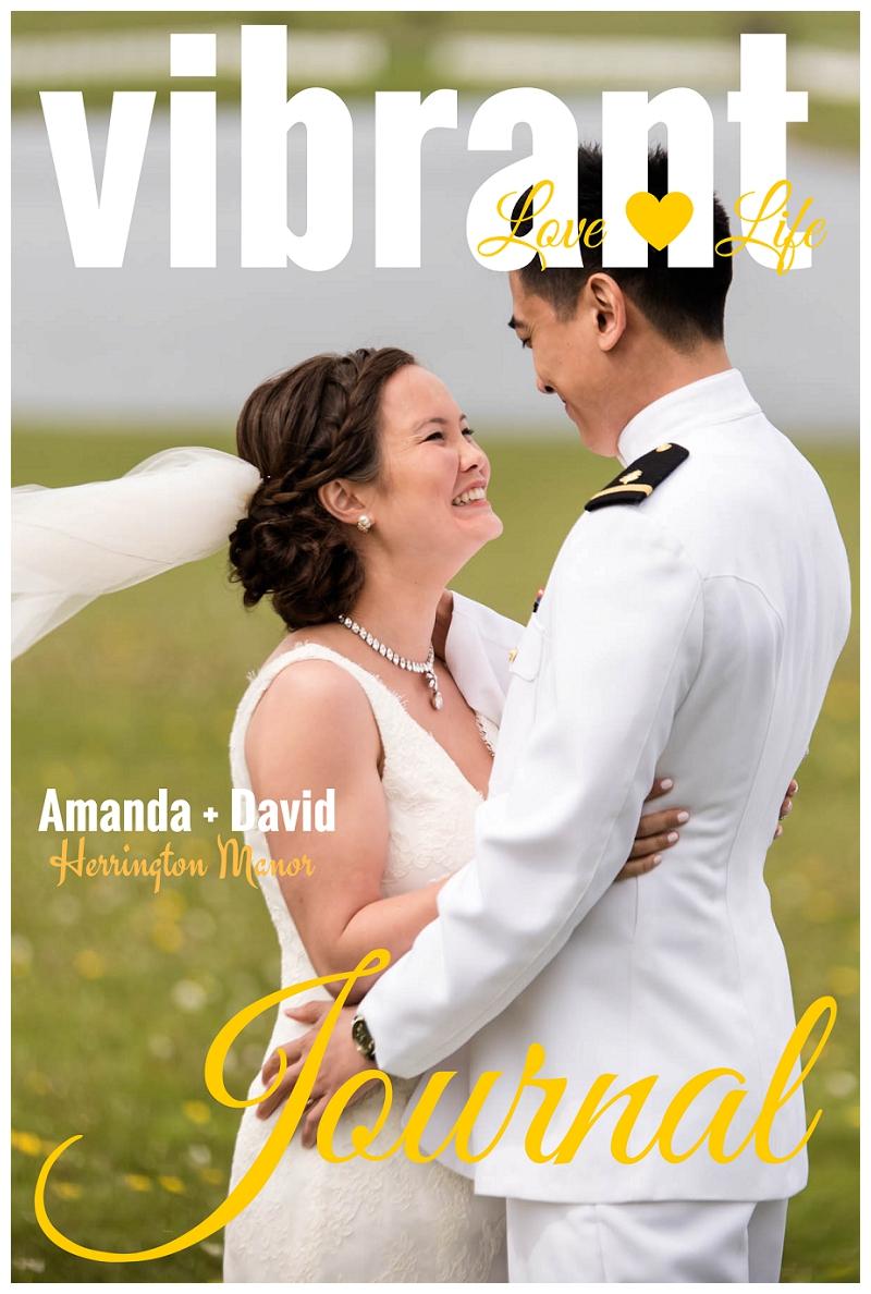 Amanda + David