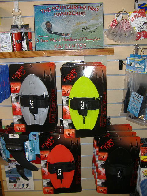 Bodysurfer Pro Kai Santos Model  $30.00 free shipping in the USA