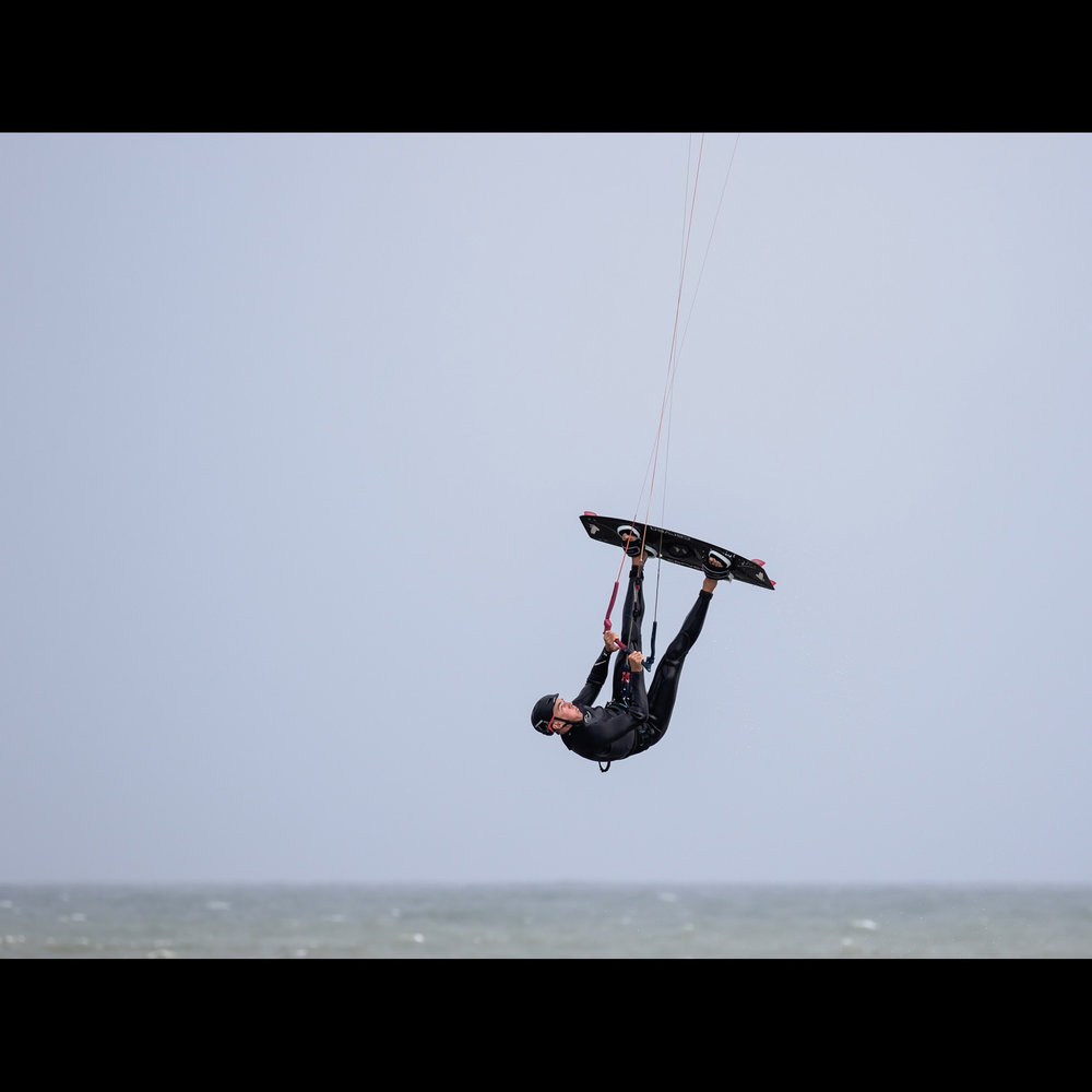 9.6 KITEBOARDER INVERTED