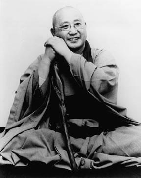 Zen Master Seung San