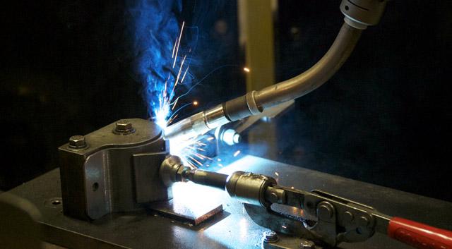 Boss welding