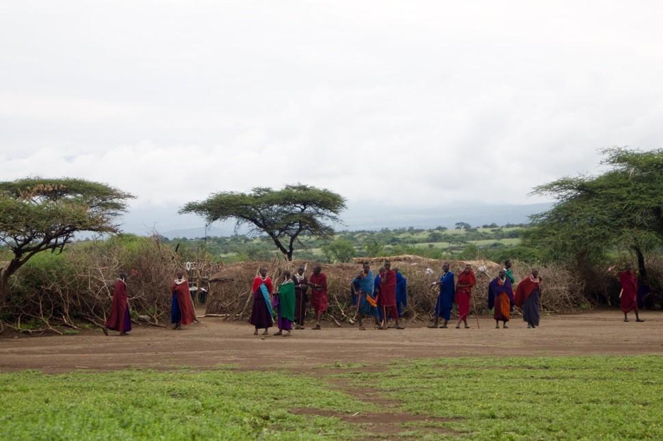 Kilimanswaki, Tanzania