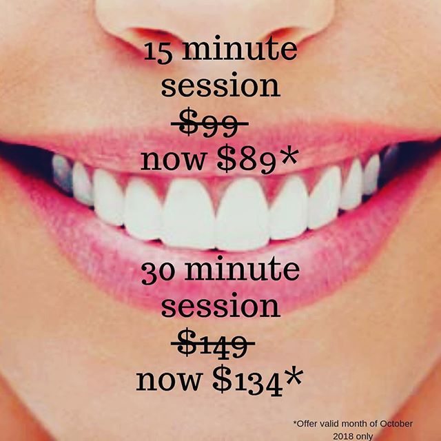 Now offering cosmetic teeth whitening sessions at our North Shore location, 325 W. Silver Spring. To celebrate, we're having a sale all month long! $10 off a 15 minute session and $15 off a 30 minute session. If you're not happy with your smile, do something about it! Book online today via our website. 😁😁 . . . #teethwhitening #smile #whiteningteeth #brightsmile #spraytan