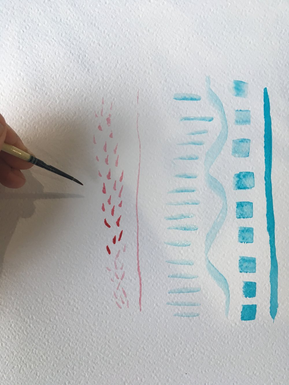 Making small dots