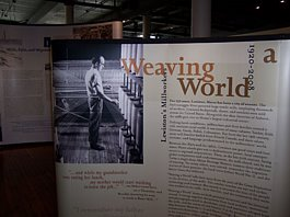 Weaving a World exhibition as set up copy.jpg