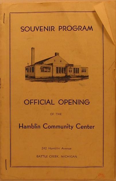 Memories From Hamblin