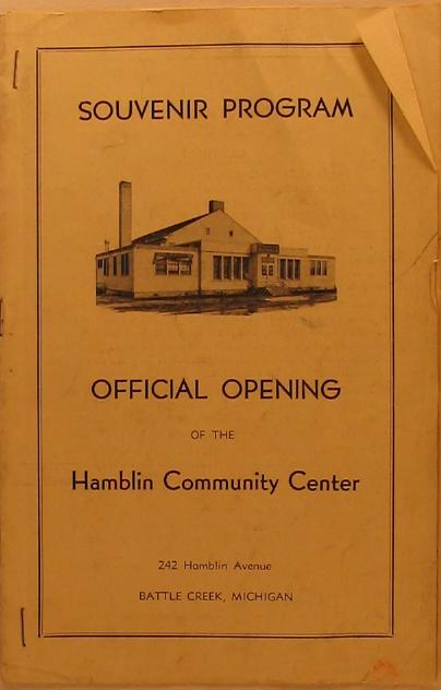 Hamblin Souvenir program.jpg