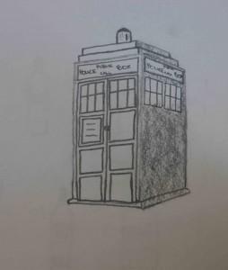 TARDIS - Web Copy