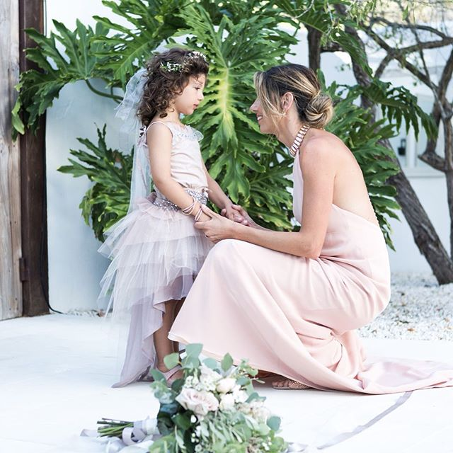 IN THE MOMENT 👩❤️👩 When it gets captured you have it forever, thank you @caterinaerrani_photography you captured our day perfectly. September weddings in ibiza. Mother and daughter moments. Mammas textured bun for the ceremony and first half of the day loose fringe and daughter loose curls connected together. Hair @lsgcreativestyling @hairfashionstyler @thestylistloves  Nails @glamibizabeauty  Makeup @lianneclaire_makeup_hair Dress @adamdixonbridal Jewels @tessarellahouse  Flowers @flowers_ibiza  Event Planner @bespokeibiza  Location @cala.bonita.ibiza  Can Rio Villa @officialibizawedding