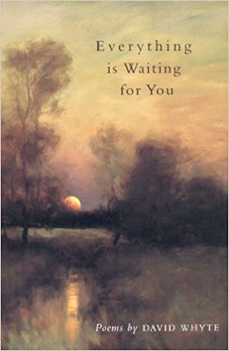 Everything is Waiting for You - David Whyte