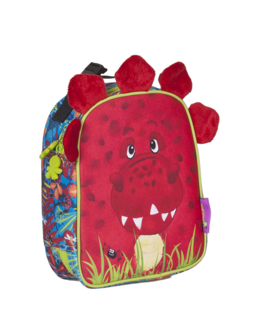 86022 Wildpack Junior lunch bag Dino