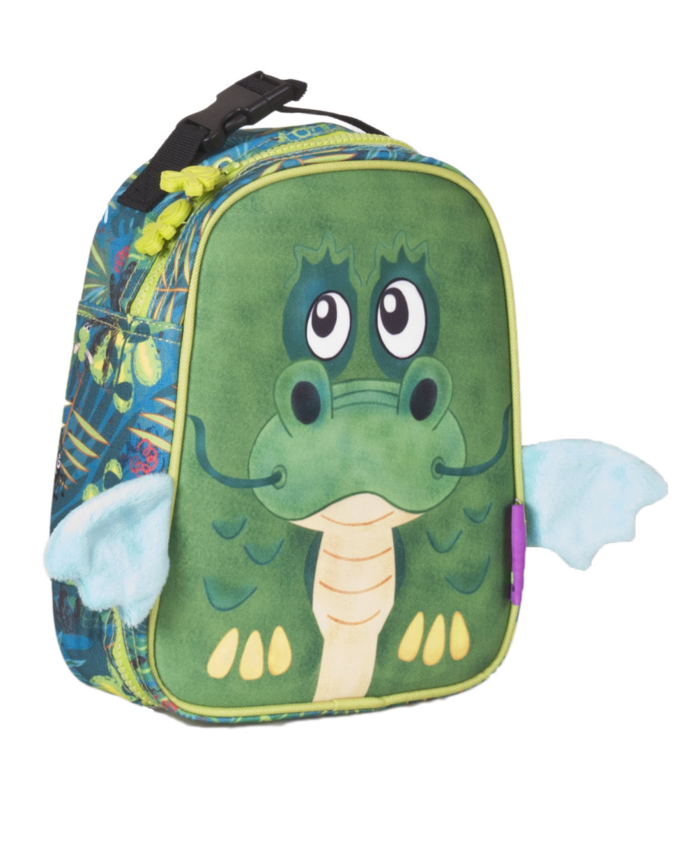 86021 Wildpack Junior lunch bag Dragon