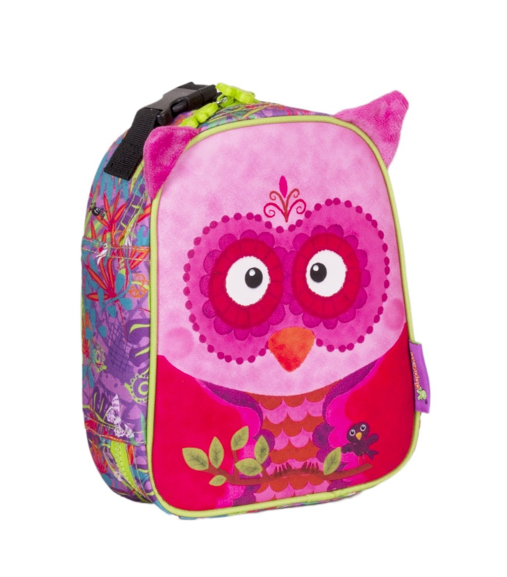 86024 Wildpack Junior lunch bag Owl