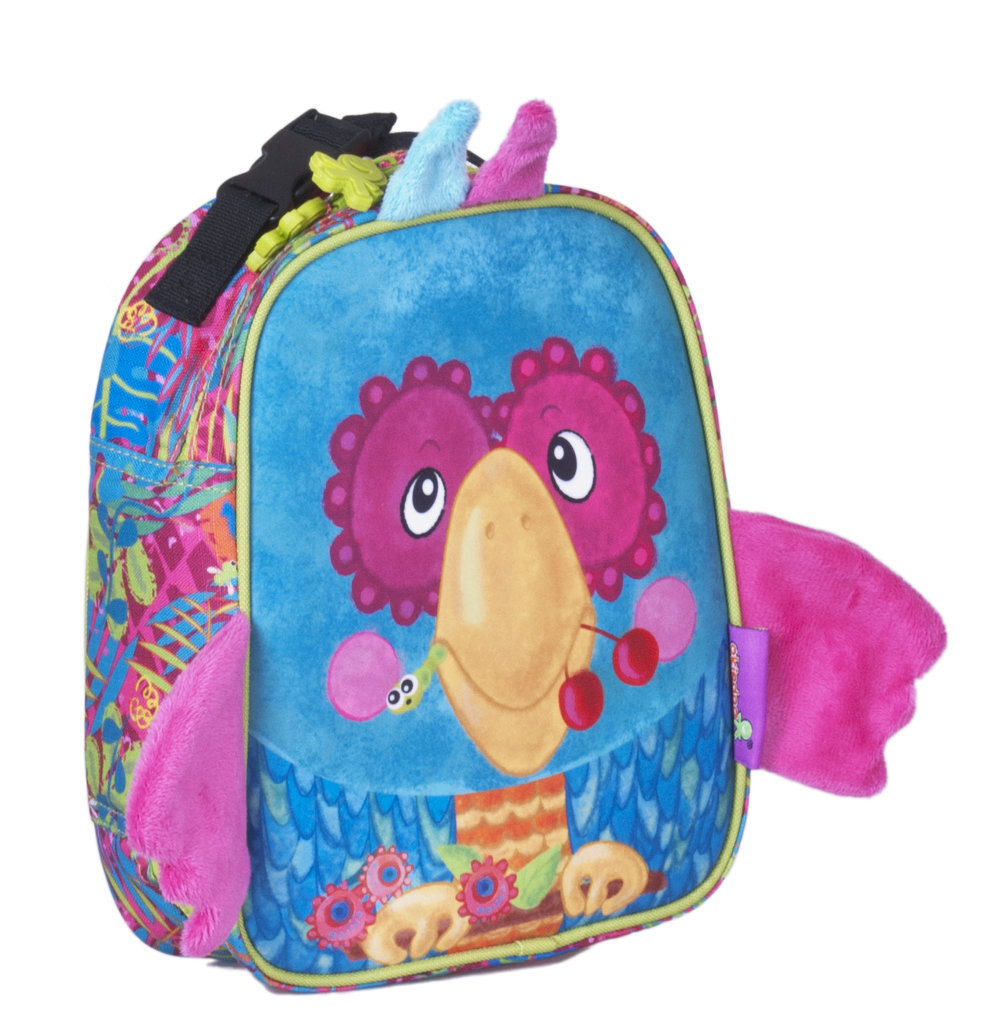 86025 Wildpack Junior lunch bag Owl