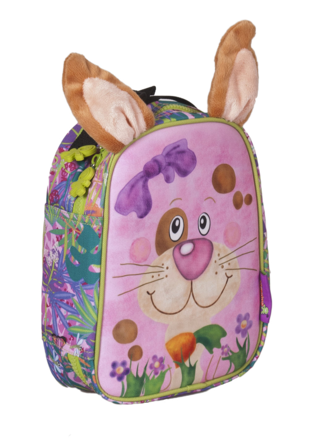 86023 Wildpack Junior lunch bag Rabbit