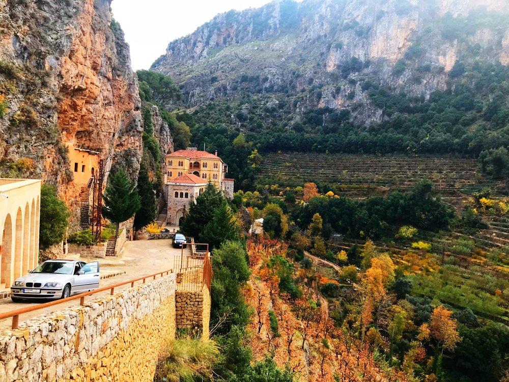 Mar Antonios Monastery