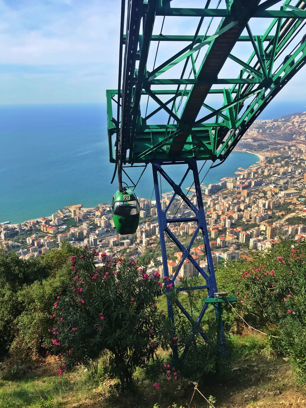 Harissa - Lady of Lebanon