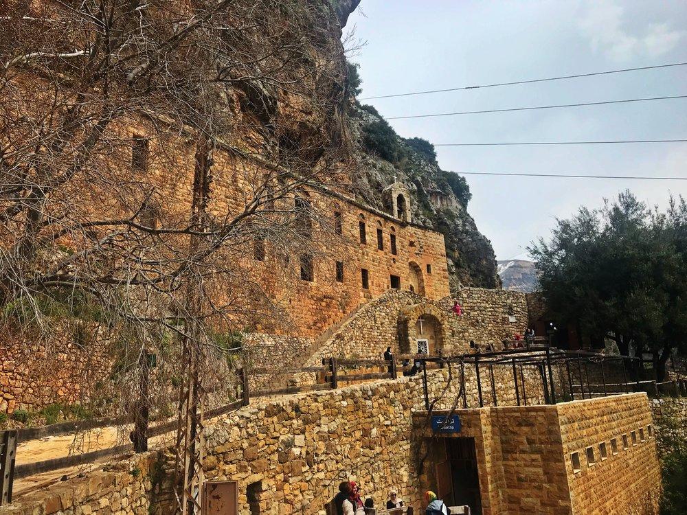 Saint Lishaa Monastery