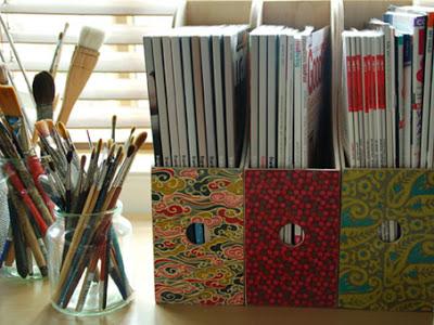 My Creative Space - Magazine files — Anna Lloyd Studio