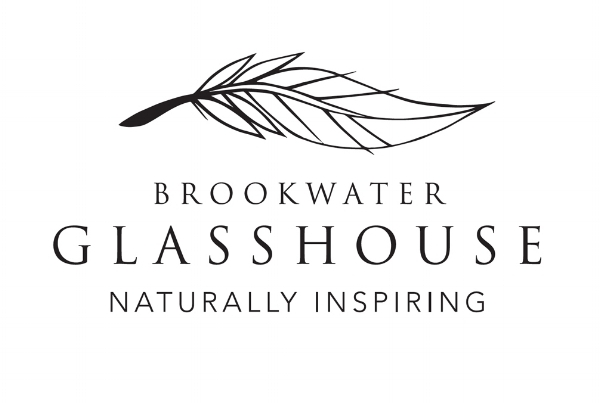 I drew the feather design for the logo for the Brookwater Glasshouse, a Wedding Venue at Brookwater Golf Club in Queensland, Australia.