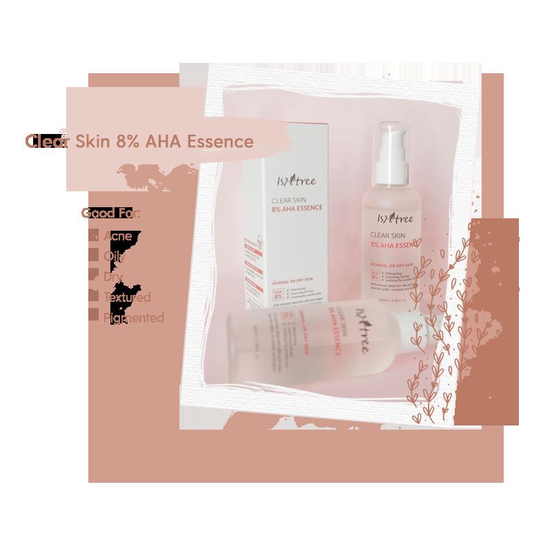 Clear Skin 8% AHA Essence.png
