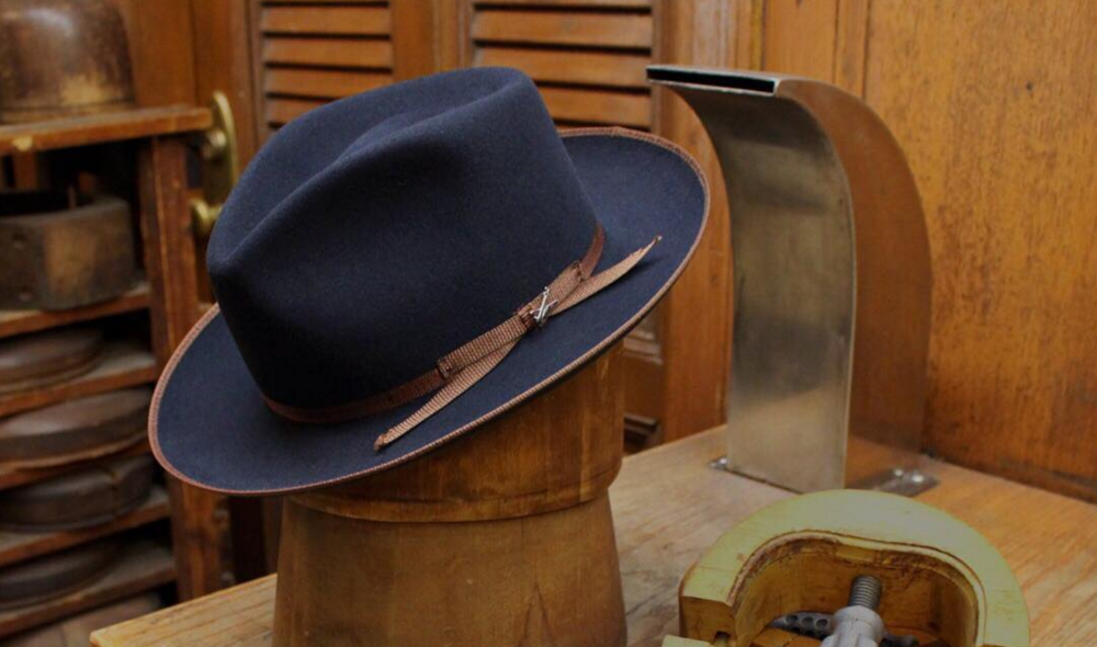 Stetson Stratoliner in True Blue