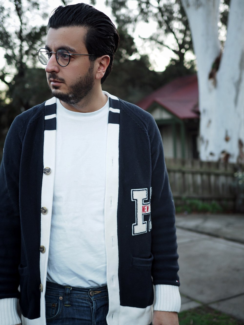 Varsity Styling inTommy Hilfiger - Words by Billy George