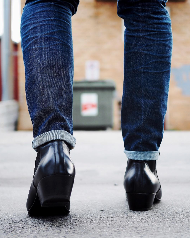 jack london cubano heels