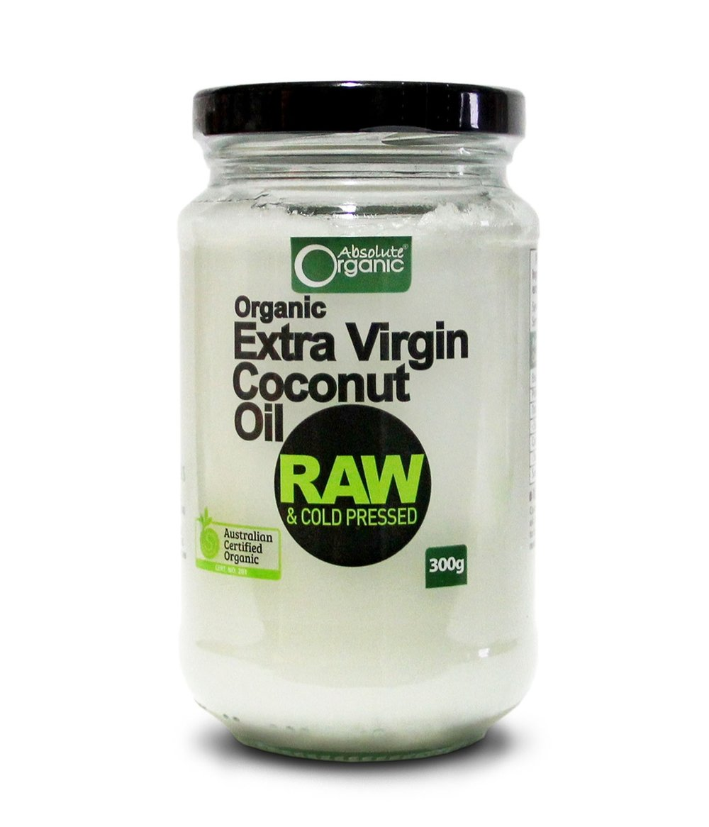Absolute Organic - Organic Coconut Oil 300g