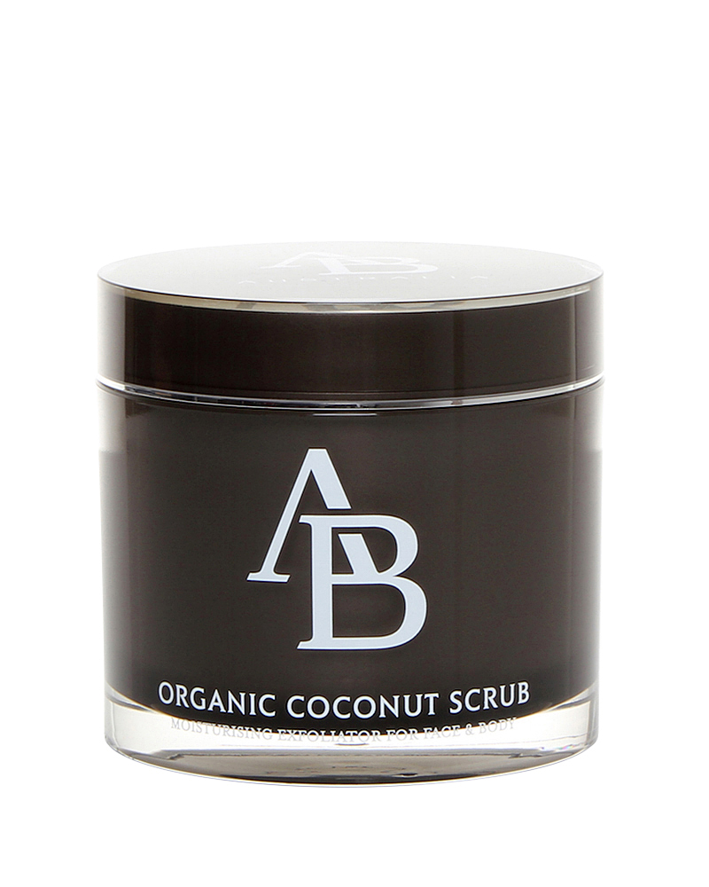 Alannah Browne - Organic Coconut Scrub (165g)