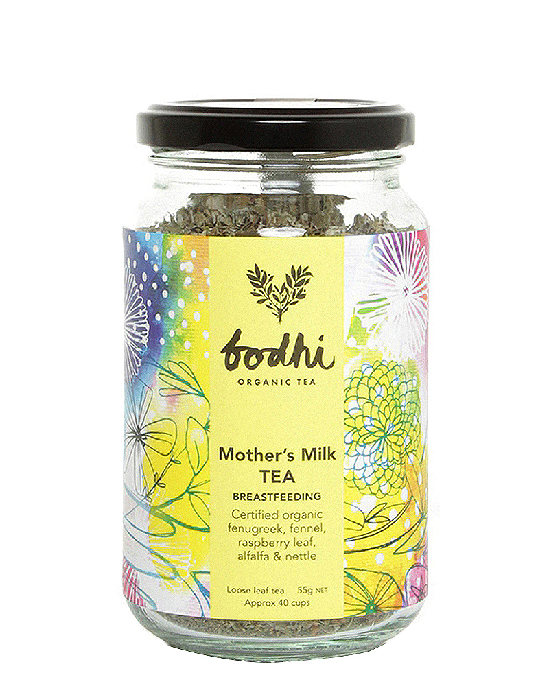 Bodhi Tea - Mother's Milk (55g jar)