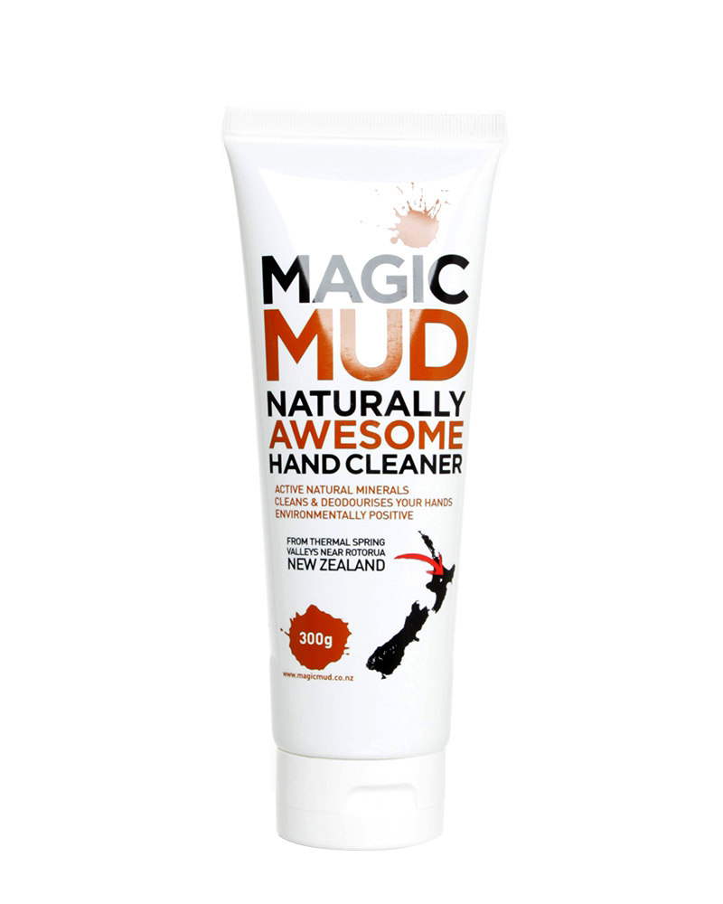 Magic Mud Natural Hand Cleaner (300mL) - Zeosoft