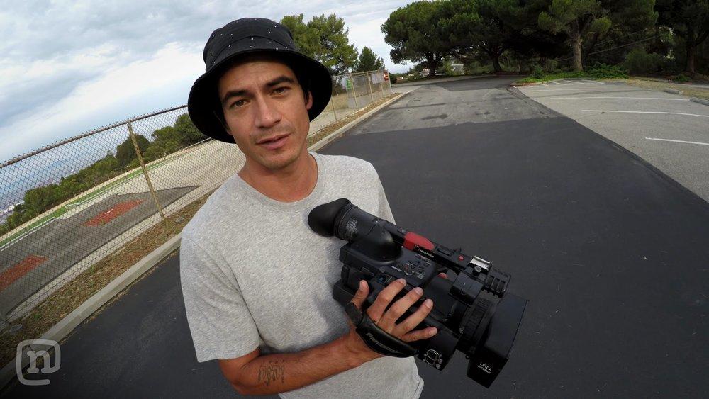 Nigel Alexander  @nkavids  - Athlete: Skateboarding