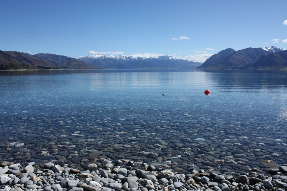 Lake Hawea - Photo by Penny Willocks
