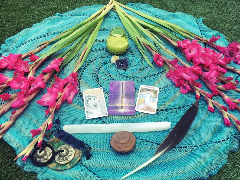 moon circle magic - we attune energetically - landing, clearing &releasing.    invoking our highest intentions, checking-in, and diving into meaningful conversation and experiential sharing in a sacred, supported space of pure, divine, conscious feminine sisterhood.