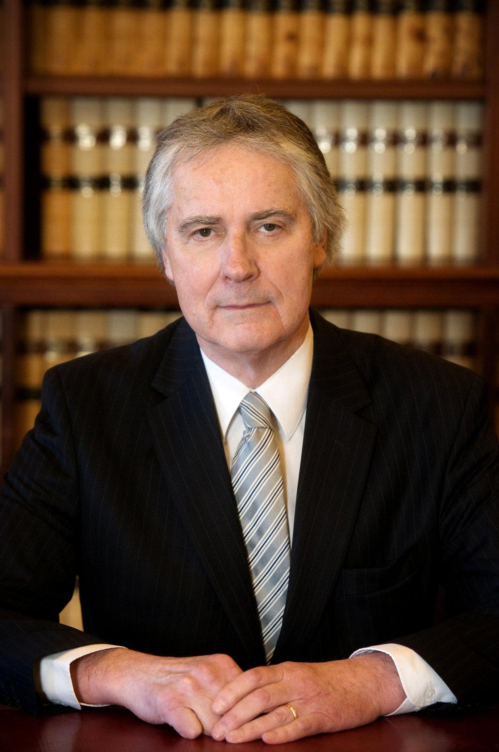 Stephen Walsh QC