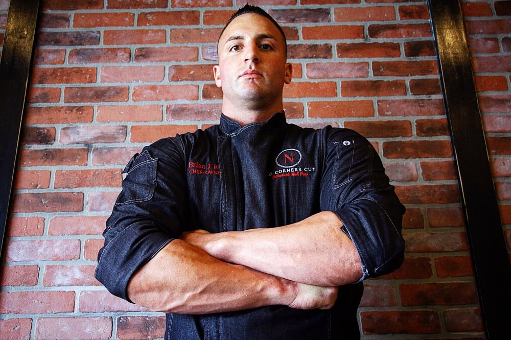 A Little Something About - Chef Brian J. Roy