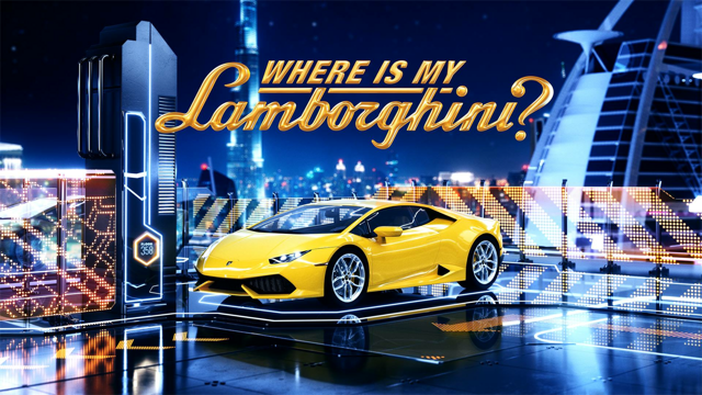 It Is A Great Opportunity To Support Finnish Mobile Game Industry And Win A  Lamborghini!