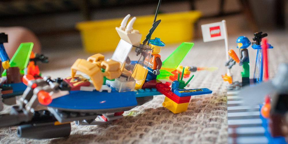 Lego Club Homegrown Learners