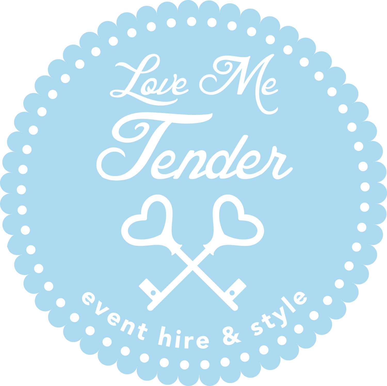 Canberra Wedding Hire - Love Me Tender