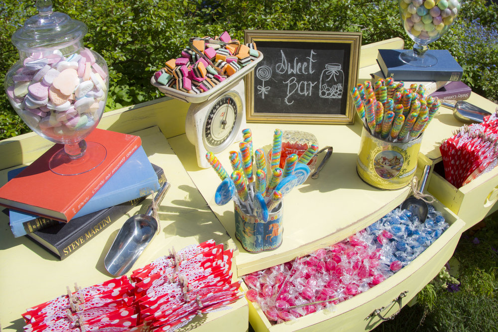 Hire Lolly Bar Canberra