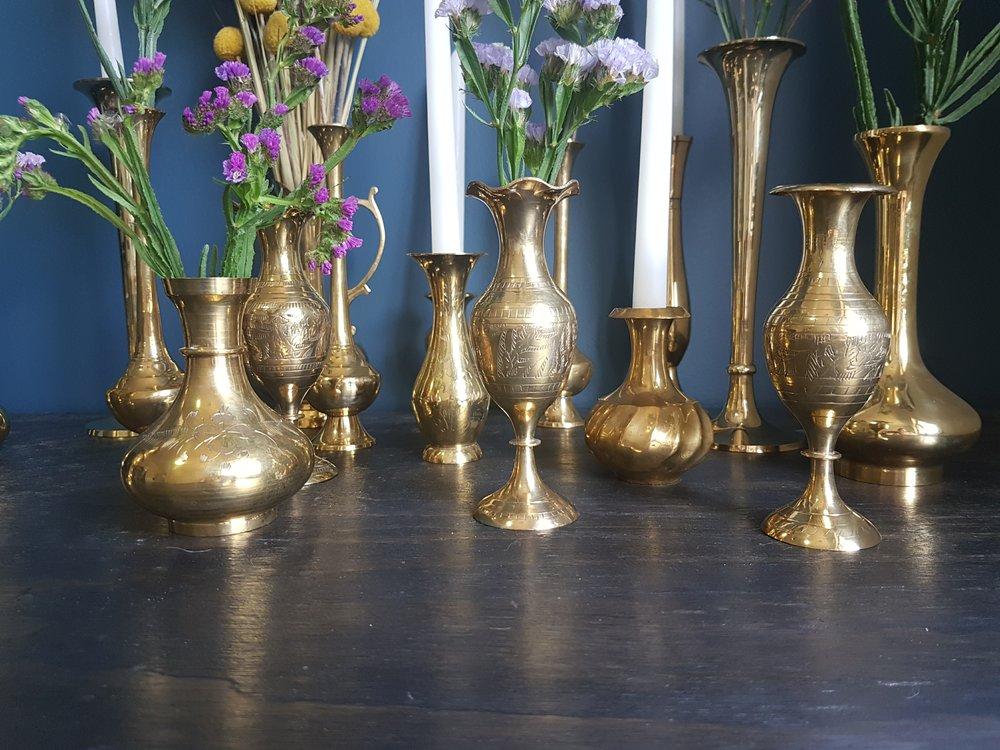 Hire Brass Candlesticks Canberra