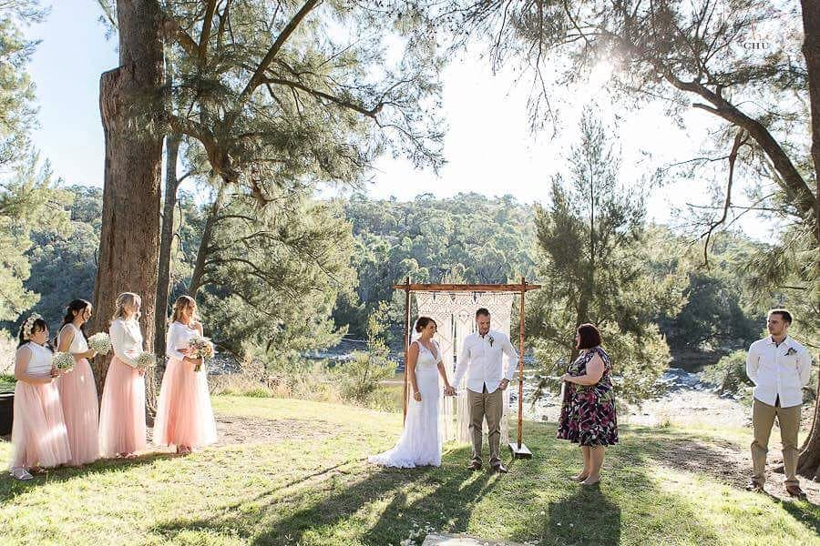 Canberra Wedding Arch