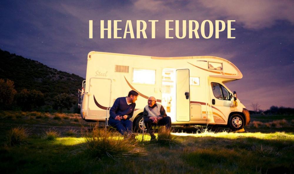 I HEART EUROPE Trailer (2017)