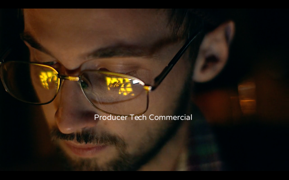 Producer Tech Commercial (2015)