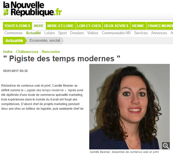 article nouvelle republique camille besnier.png