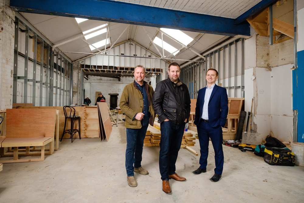 The venue is due to open in December, creating up to 12 full and part-time jobs.