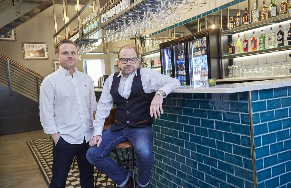 The opening of J. Johnsons has breathed new life into one of the oldest buildings in Humber Street.
