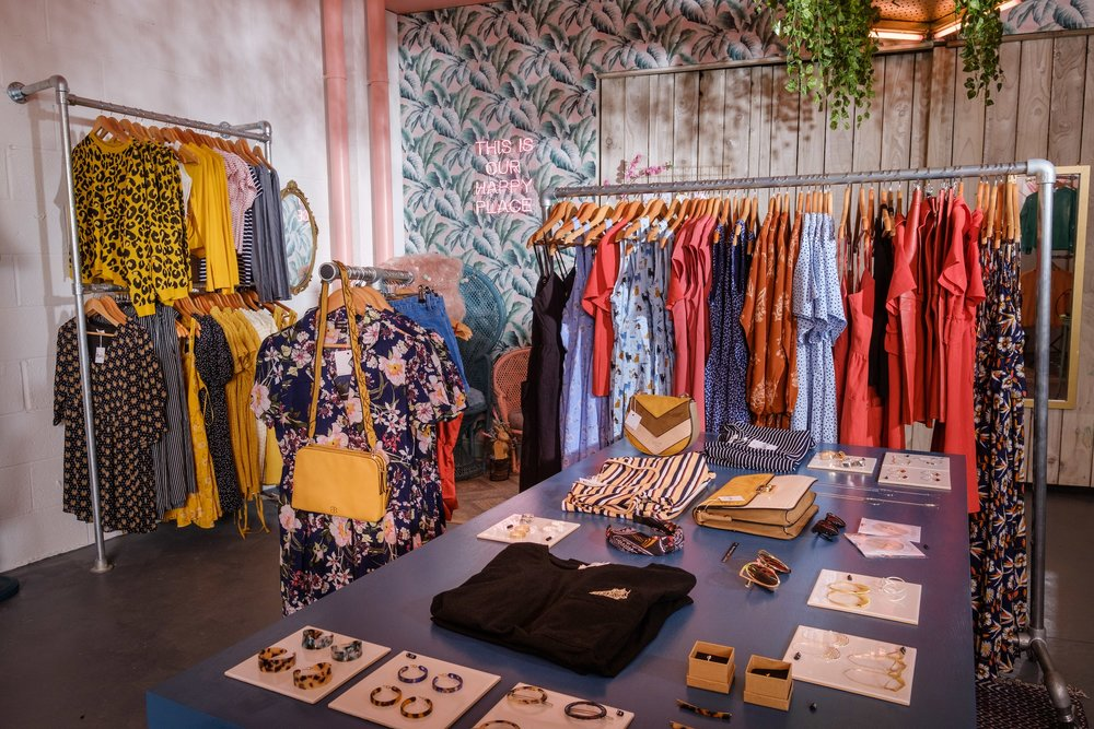 The quirky boutique has relocated from premises on Newland Avenue in Hull into a new, larger unit in Humber Street.
