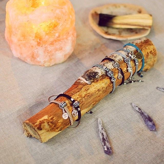 Some magic bracelets ✨🌚✨